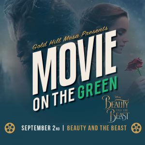 Movies in the Park!  September 2: Beauty and the Beast (2017) @ Gold Hill Mesa | Colorado Springs | Colorado | United States