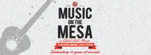 Music on the Mesa: September 1 (Reggae/Latin Fusion) @ Gold Hill Mesa Community Center | Colorado Springs | Colorado | United States