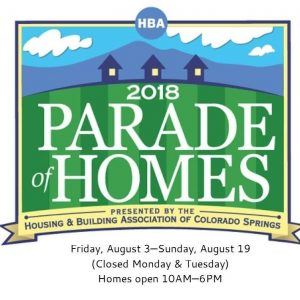 2018 Parade of Homes @ Gold Hill Mesa | Colorado Springs | Colorado | United States