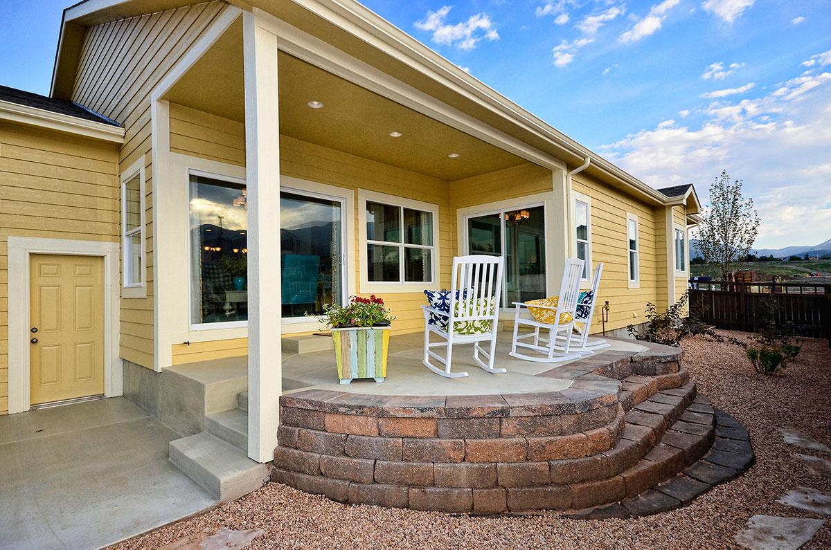 Gold Hill Mesa Colorado Springs Real Estate