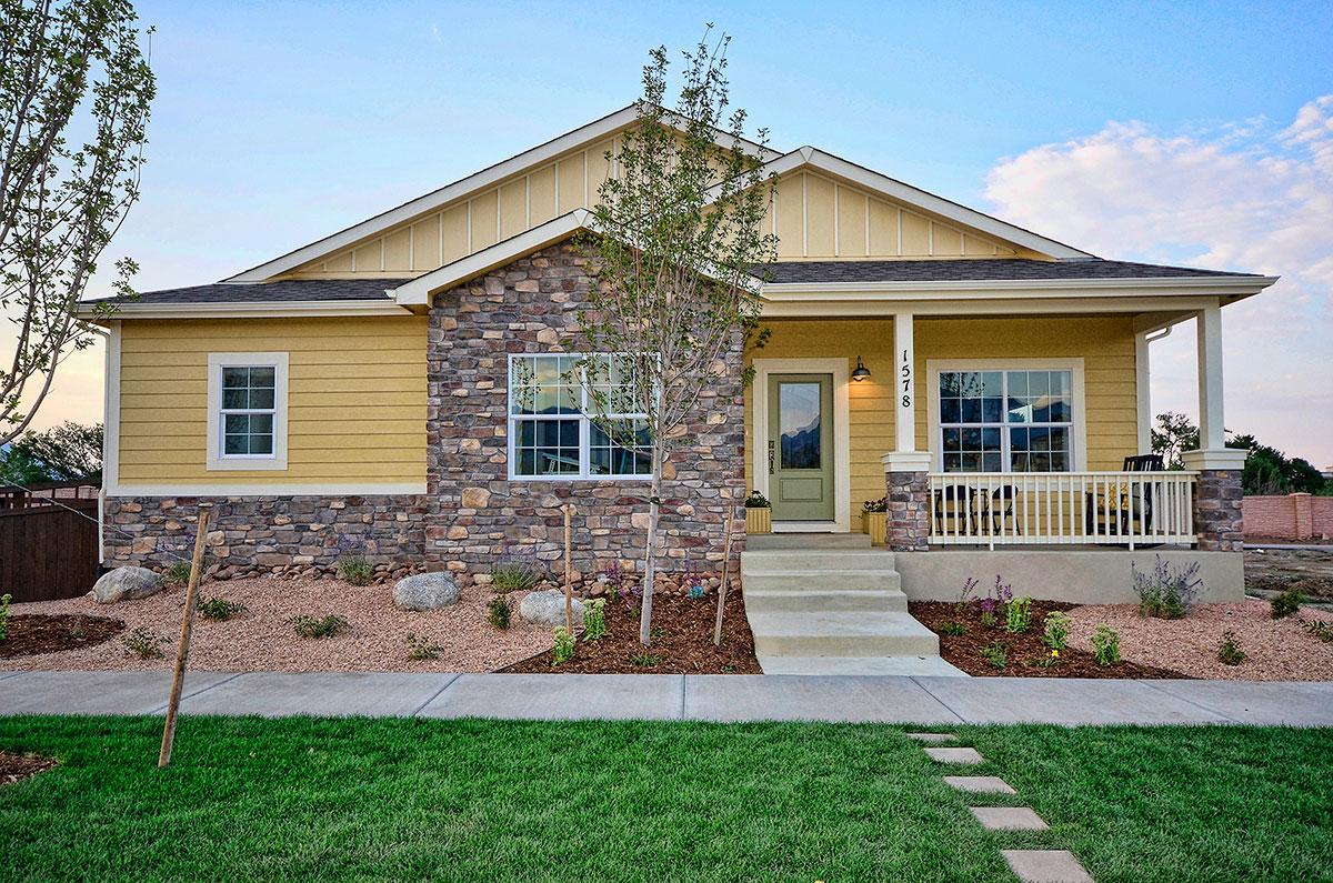 Luxury Home Builders In Colorado Springs