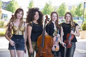 Music on the Mesa: Free Outdoor Concert feat. Spinphony September 26 @ Gold Hill Mesa Community Center | Colorado Springs | Colorado | United States