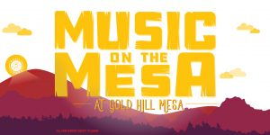 Music on the Mesa: Free Outdoor Concert feat. Kerry Pastine & The Crime Scene September 14 @ Gold Hill Mesa Community Center | Colorado Springs | Colorado | United States