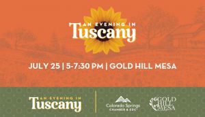 An Evening in Tuscany @ Gold Hill Mesa