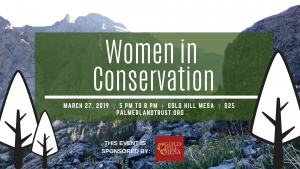 Women in Conservation @ Gold Hill Mesa Community Center